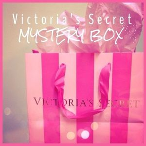 VS/PINK mystery box clothing etc lot